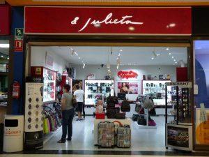 Joyería en el Centro Comercial El Osito