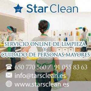 Servicio de Limpieza a domicilio en la Sierra de Madrid